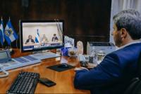 Sergio Uñac apoyó las medidas presidenciales para evitar la propagación del COVID-19