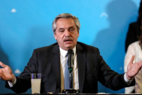 Alberto Fernández oficializó la extensión de la cuarentena hasta el 10 de mayo