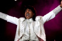 Murió Little Richard, pionero del rock and roll