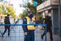 La provincia analiza dar un bono de $5 mil a agentes de seguridad