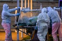 Más de 10.000 nuevos positivos y 259 nuevas muertes en el país