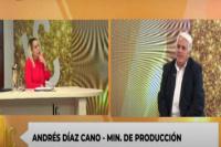 De lustrar zapatos a dirigir la economía de San Juan: reviví la entrevista de Lila Cosma a Andrés Díaz Cano