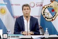 Sergio Uñac: