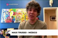"""Maxi Trusso en cuarentena: """"Ya no la aguanto más"""""""