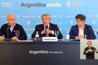 Alberto Fernández extendió el aislamiento obligatorio hasta el 7 de junio