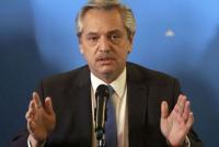 Alberto dijo que esta semana presenta la reforma judicial y no descartó una ampliación de la Corte