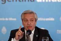Alberto Fernández, enojado con el gobernador de Mendoza