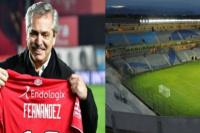 ¿Fútbol en San Juan?: Alberto Fernández le dio un guiño al interior