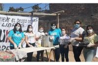 Agrupaciones feministas de San Juan organizan 100 ollas populares