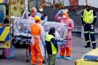 Récord de muertes y hospitales saturados en todo Chile