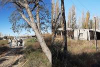Conmoción en Sarmiento: un nene murió tras recibir una fuerte descarga eléctrica