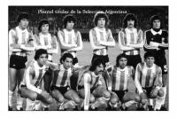 Mundial del '78: La Selección Argentina alzó la copa ¿y la dictadura militar alzó la Copa de la represión?