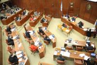Legisladores listos para participar de la sexta Sesión y el Acuerdo San Juan