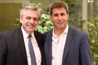 Uñac confirmó la visita de Alberto Fernández a San Juan