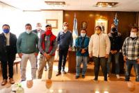 Baistrocchi ascendió a 90 becarios, a la categoría de planta contratada