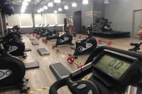 Así se prepara Baika Club, uno de los gimnasios que volverá a abrir sus puertas este lunes
