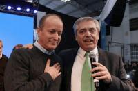 ¿Alberto con COVID-19?: Insaurralde habría expuesto a allegados al Presidente