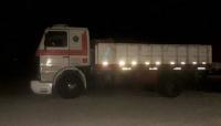 Un camionero sanjuanino que venía de Chacho quedó detenido por evadir controles y juntarse con su familia
