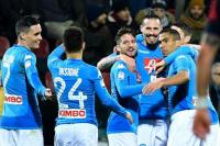 Fútbol europeo: Napoli venció a Juventus y es campeón