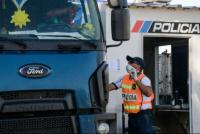 """Incrementan los controles: """"Todo camionero que ingresa a San Juan es testeado"""""""