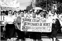 Sanjuaninos piden justicia por desaparecidos en la dictadura del '76 e insisten en el avance de juicios a represores