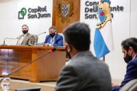 Histórico: El Concejo de Capital aprobó crear el primer Observatorio de Violencia contra la Mujer