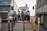 Urgente: un camionero dio positivo de Covid-19 en el control San Carlos