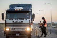 Test rápido: dos camioneros dan positivo de COVID19 al llegar a San Juan