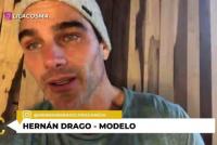 """Hernán Drago, en los Especiales de Lila: """"Muy pronto voy a lanzar mi perfume"""""""