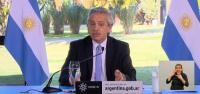 """Alberto Fernández: """"El AMBA está contagiando al resto del país y hay que aislarla"""""""
