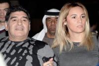 Revelan el listado de lujosos regalos que le hizo Diego Maradona a Rocío Oliva