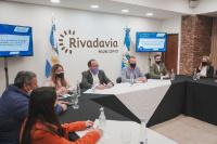 Rivadavia, el primer municipio en dar inicio a la convocatoria