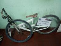 Jáchal: le robaron la bicicleta y se la transformaron por completo, el detenido es un menor