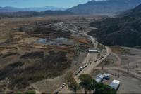 Explotó el turismo interno: largas filas para ingresar a Calingasta