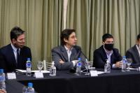 Jóvenes de Capital abrieron charlas municipales del Acuerdo San Juan