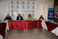 Angaco: iniciaron las mesas sectoriales del Acuerdo San Juan