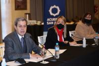 ASJ: Amplia participación en la mesa legislativa y de partidos políticos