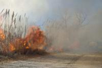 ¡Pirómano suelto! tres incendios al mismo tiempo en Rawson y Pocito