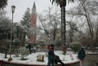 Frío intenso para la próxima semana: alertan por lluvia y nieve en el Gran San Juan