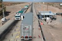 Reforzarán los controles y testeos para los transportistas que ingresan a San Juan