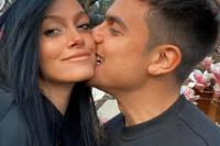 La reacción de amor de Paulo Dybala por el video de Oriana Sabatini