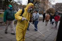 Covid-19: Mendoza tiene 1.019 contagios y murieron 32 personas