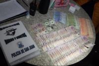 Detienen a delincuentes acusados de robar dos San Juan Servicios