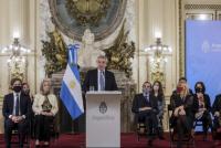 """Para Alberto Fernández, """"la Corte Suprema está funcionando mal"""""""