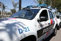 Un nene de 3 años fue atropellado por un patrullero y tuvo que ser hospitalizado