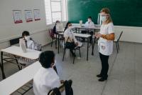 Más del 50% de sanjuaninos no están de acuerdo con la vuelta a las escuelas