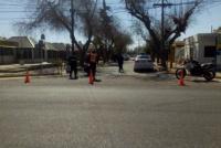 Bloquean un barrio de Santa Lucía por un caso de Covid-19