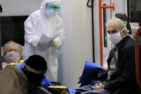 """Paciente con coronavirus en un geriátrico: """"Debemos asumir que todos son positivos"""""""