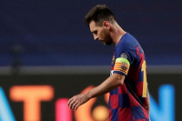 """""""La Juve"""", tras los pasos de Messi"""