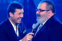 Así fue la inesperada reconciliación entre Marcelo Tinelli y Jorge Lanata